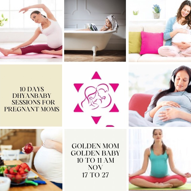 Pregnent Moms 10 Days Session